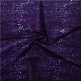 Ткань печатание рынка 100% ткани Silk изготовленный на заказ (TLD-0098)
