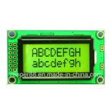 Zwart-wit 8X2 LCD 0802 MAÏSKOLF LCD