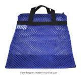 ترقية صنع وفقا لطلب الزّبون مغسل شبكة حقيبة لأنّ تسوق أو رياضة