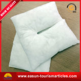 U Shape Quilted Cotton Fabric Filling Fiber Bedding Pillow