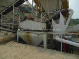 Planta de lavagem de areia