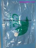 La bolsa de plástico transparente del vacío 3D de la colección del paño
