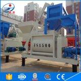 Mezclador concreto completamente automático Js1500 de la fabricación de la fábrica