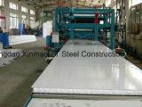 Casa modular con el material estructural de acero con diseño e instalación rápida para una parada de la fábrica