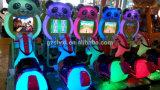 2D Minipferdmünzenkiddie-Fahrschritt-Cer-aufregende Spiel-Maschine
