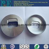 Tampão de alumínio fazendo à máquina da elevada precisão do OEM