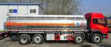25000 литров FAW 10 катят 25 алюминиевого сплава тонн тележки топливного бака