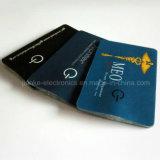 Lámpara de bolsillo con tarjeta de crédito LED con logotipo impreso (3434)