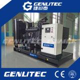 Groupe électrogène diesel de pouvoir industriel 500kVA avec l'engine de Shangchai