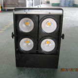 DJ Disco Stage de lumière 4X100W COB LED DMX Audience Blinder