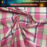 Цвет 6 в утке! Розовой ткань покрашенная пряжей для платья