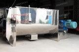 Mezclador horizontal de la cinta del polvo