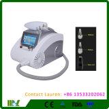 귀영나팔 또는 Laser 귀영나팔 제거 Mslyl02L를 위한 명백한 효력 1320/1064/532nm Laser