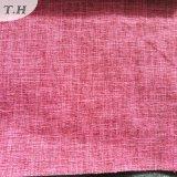 Tecido de linho de boa qualidade para o sofá no futuro mais próximo