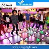 3D het Dansen van de Spiegel LEIDEN van het Comité Dance Floor