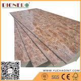 madera contrachapada de la melamina del color sólido de los 4X8FT y del color del grano de madera