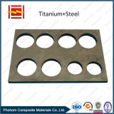 Hoja Titanium fina resistente a la corrosión