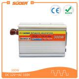 C.C. 12V de la alta calidad 300W de Suoer al inversor de la potencia de la CA 110V (SDA-300A-110V)
