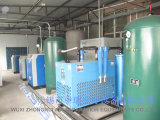 粉末や金のための窒素機械