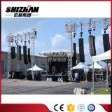 Ligne en aluminium levage de tour de stand d'armature de haut-parleur d'alignement