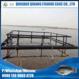 Flutuante da gaiola de peixe de cultivo de água doce