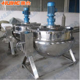 Aço inoxidável vapor autoclave (esterilizador) para a Alimentação