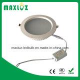 El LED abajo enciende 8inch 24W redondo Downlights con SMD
