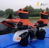 Amphibischer Strahlen-Wasser-Schuh