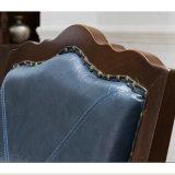 Cadeira de madeira da sala de estar do estilo americano para a mobília Home (AS823)