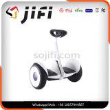 Scooter électrique d'équilibre sec de scooter de deux roues DEL