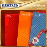 Laminage protecteur Anti-UV de PVC d'espace libre/film feuilletant froid pour le drapeau de vinyle
