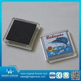 Magnete su ordinazione del frigorifero di stampa 4c di vendita calda