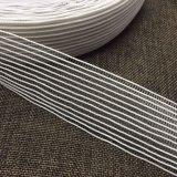 Nastro elastico bianco della nuova radura di stile per il pannello esterno delle donne