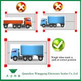 Escala automatizada certificada Digitas do caminhão com sistema de Iot