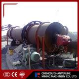 Tamburo essiccatore rotativo di industria per estrazione mineraria