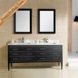 Vanità bianca del bagno del Governo di vanità della stanza da bagno di legno solido Fed-1262