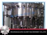 フルオートの炭酸飲料のびん詰めにする機械