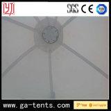 Роскошный шатер гостиницы стальной структуры белизны PVDF для украшения гостиница