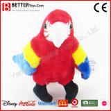 Realistischer weicher Vogel angefüllter SpielzeugMacaw