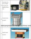 Presse graduelle latérale droite 500ton avec des moteurs de Taiwan Teco, roulements du Japon NTN/NSK, vanne électromagnétique de double du taco du Japon