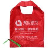 연약한 210d 폴리에스테 숙녀 (YY210SB007)를 위한 Foldable 운반물 쇼핑 백