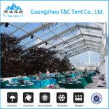 Tenda trasparente della tenda foranea delle 300 genti per la grandi festa nuziale ed eventi