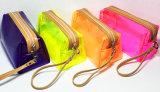 Kosmetische Zakken van pvc van het Suikergoed van de bevordering de Kleurrijke