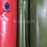 El PVC del PVC del precio de Factroy cubrió la tela para la cubierta Tb029 del carro