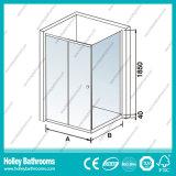 Высокая раздвижная дверь ливня прямоугольника типа с рамкой алюминиевого сплава (SE904C)