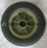 6 Zoll PU-Schwenker-Fußrollen-Rad für industriellen Verbrauch