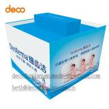 Pappausstellungsstand-Papier-Ladeplatte für Supermarkt-Förderung