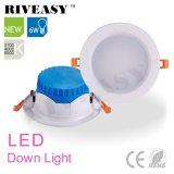 Lámpara 6W azul LED Downlight del techo del LED con Ce&RoHS