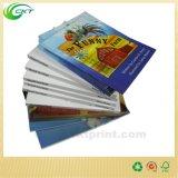 Профессиональное изготовленный на заказ обслуживание печатание книг детей (CKT-NB-428)
