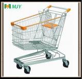 125 litres de chariot de achat pour le marché de l'Allemagne